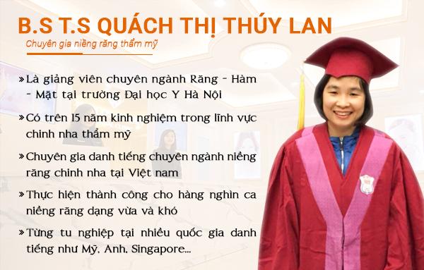 bác sĩ Quách Thị Thúy Lan