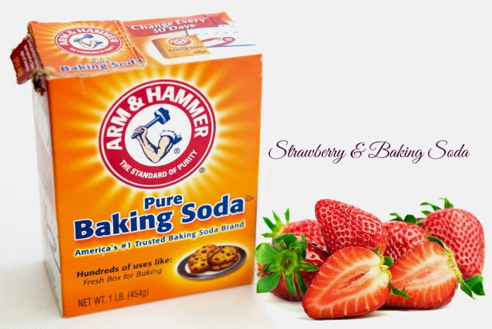 lấy cao răng bằng baking soda 1
