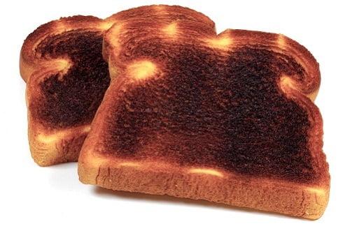 lấy cao răng bằng bánh mì