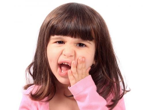Nghiến răng ở trẻ em