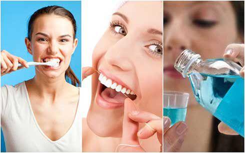 chải răng đúng cách 3
