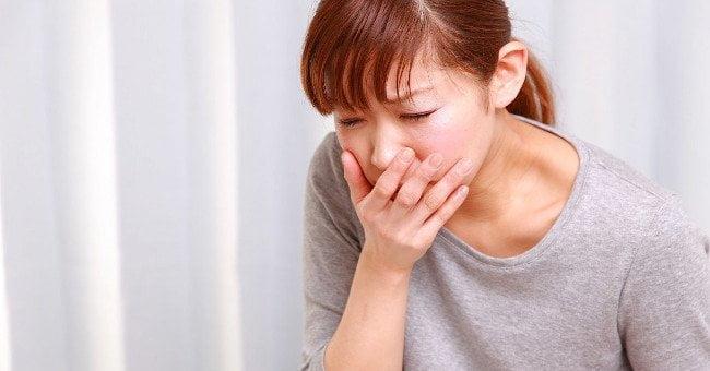 Đắng miệng có phải có thai không? BS tư vấn nguyên nhân & cách trị 2