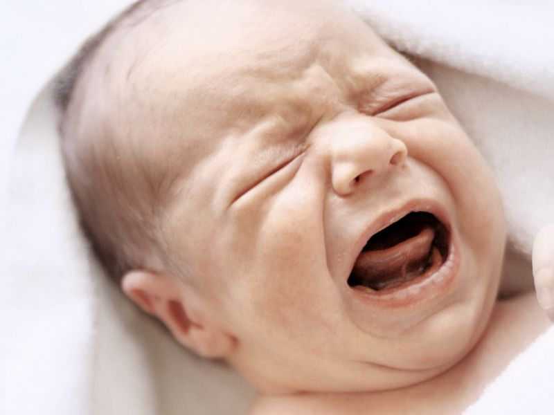 Trẻ sơ sinh bị nhiệt miệng - Nguyên nhân & cách điều trị AN TOÀN nhất 2