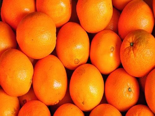 cam là một cách giúp loại bỏ cao răng rất hiệu quả