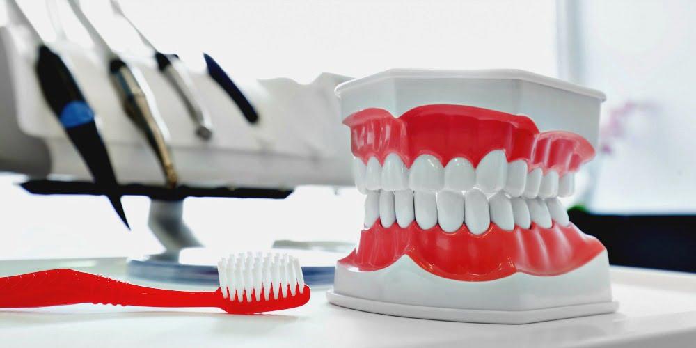 Cách chăm sóc hàm răng