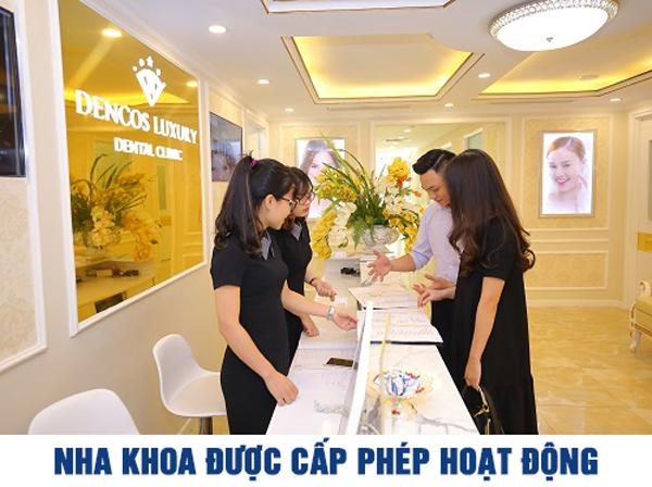 Địa chỉ bọc răng sứ tốt ở Hà Nội