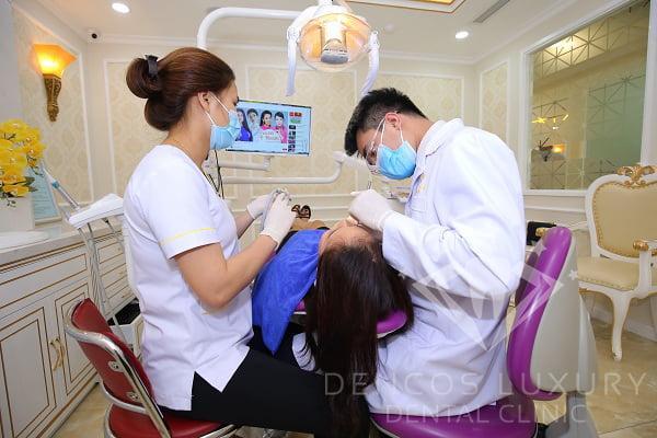 Bọc răng sứ xài được bao lâu?