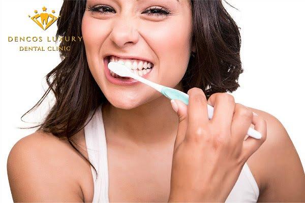 chăm sóc răng miệng đúng cách