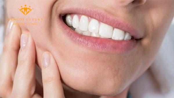 Mọc răng khôn đau răng