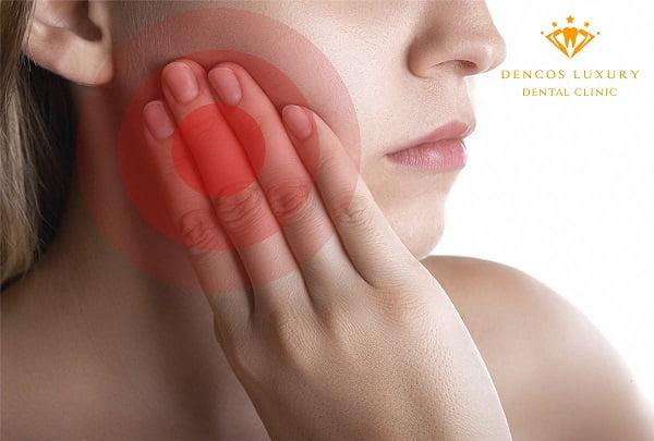xử lý mọc răng khôn gây đau nhức