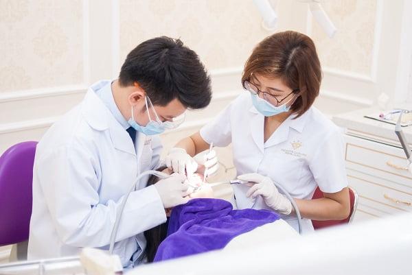 nhổ răng khôn tại nha khoa uy tín